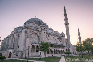 Mosquee Süleymaniye Camii