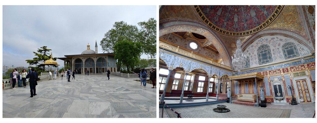 photos de topkapi istanbul