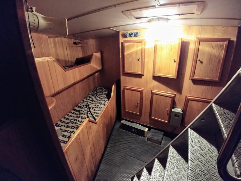 dortoirs bateau chalutier