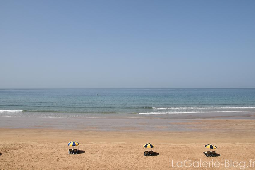 plage de sable maroc