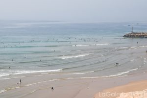 spot de surf la bay ou baie a Imsouane