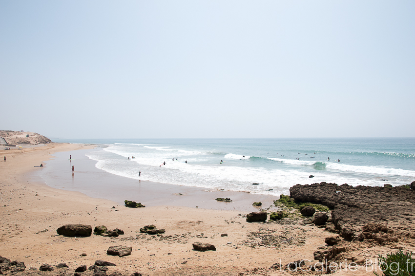 devils rock spot surf maroc