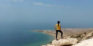 vue panoramique sur Imsouane